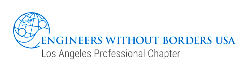 Engineers Without Borders USA – Los Angeles Professional Chapter